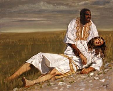 A Samaritan called Vincent de Paul