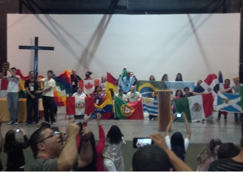Canadian SVDP reports from WYD/EIJV