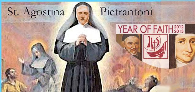 Door of Faith: St. Agostina Pietrantoni