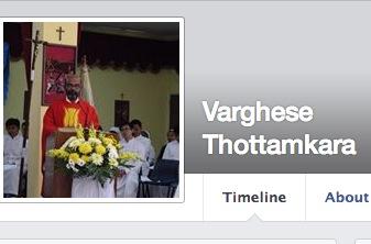 Newest CM Bishop has a Facebook page