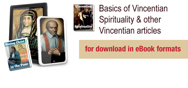 Formation Friday – Vincentian eBooks