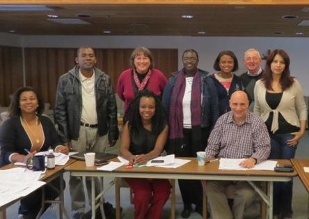 Vincentian Family Haiti Initiative leadership