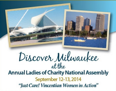 """""""Just Care! Vincentian Women in Action"""""""