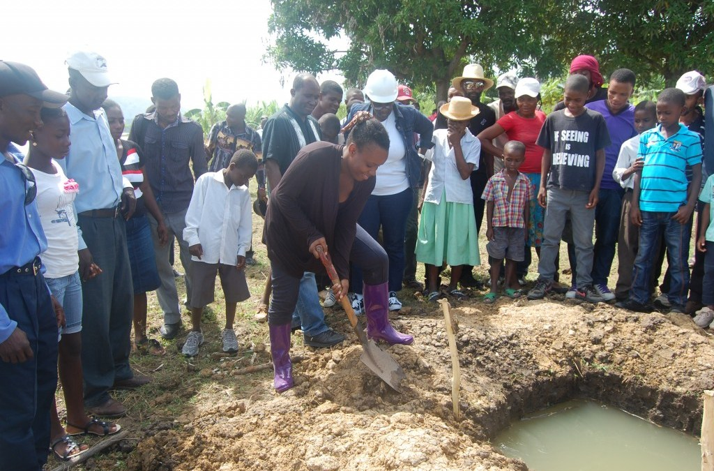 A Vincentian fish story from Haiti