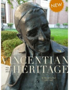 Vincentian Heritage Journal goes digital