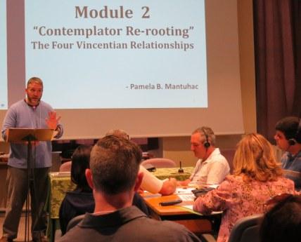 Vincentian Family Collaborators Day 3