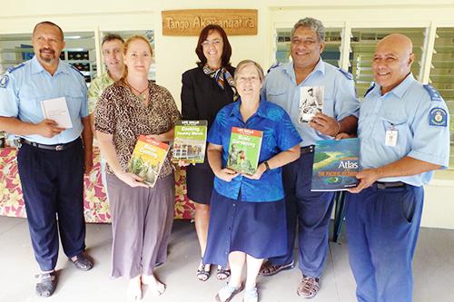 Daughters of Charity Cook Islands Prison School