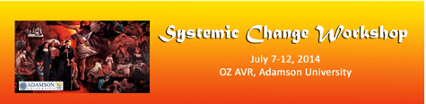 Systemic Change Workshop – Final Day