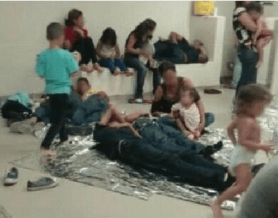 A Daughter of Charity at the Texas border…