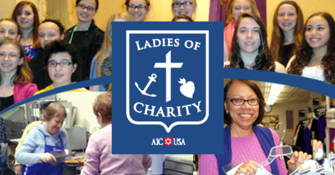 Resurrection and the Ladies of Charity (LCUSA)