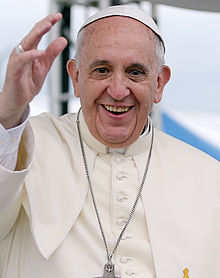 Official: Pope Francis to address US Congress