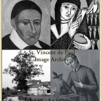 St. Vincent de Paul Image Archive - 15,000 images