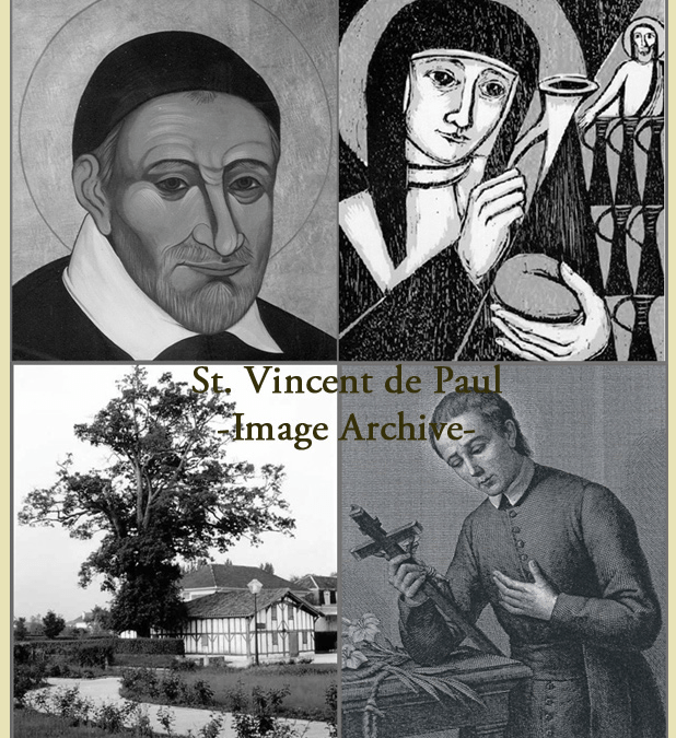 St. Vincent de Paul Image Archive – 15,000 images