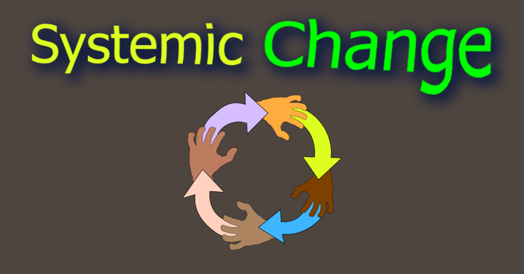 Why is a Systemic Change mentality important?