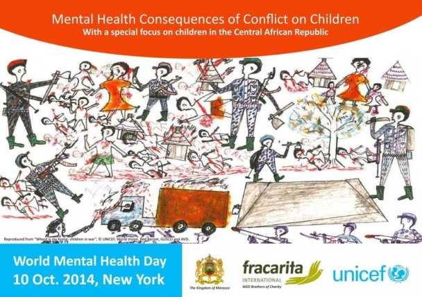 Mental Health children Fra Caritas