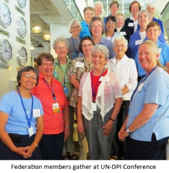 UN News – Sisters of Charity Federation