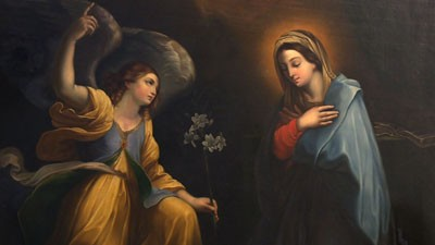 """""""The Hail Mary: Prayer of Angels, Saints and Sinners"""""""
