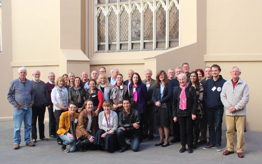 "New online  ""Vincentian  Leadership Program""  launched in Australia"