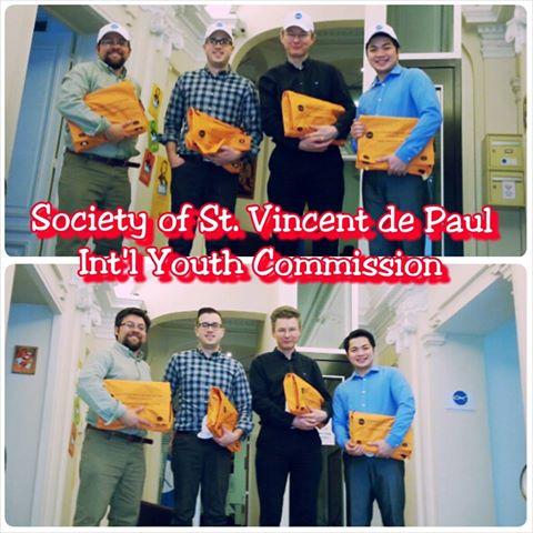SVDP internation youth