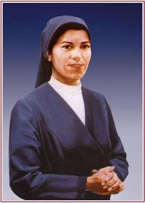 Modern day martyr – Bl. Lindalva DC