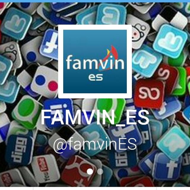 FamVinES on Social Networks