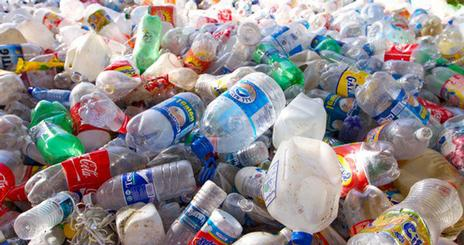 Plastic waste becomes currency in developing countries
