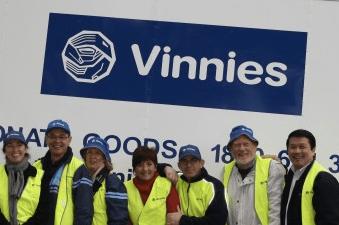 Vinnies Australia elect new President