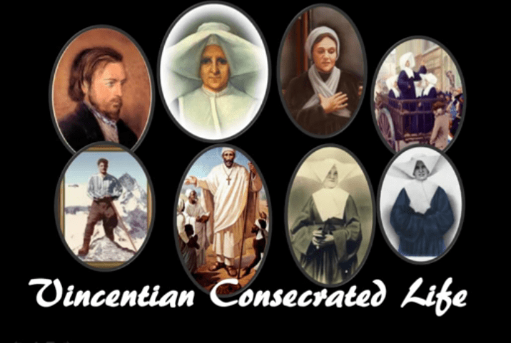 Vincentian Consecrated Life sight and sound