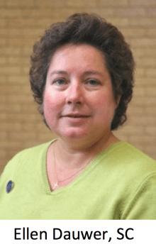 Ellen Dauwer, SC – Religious Formation Conference Executive Director
