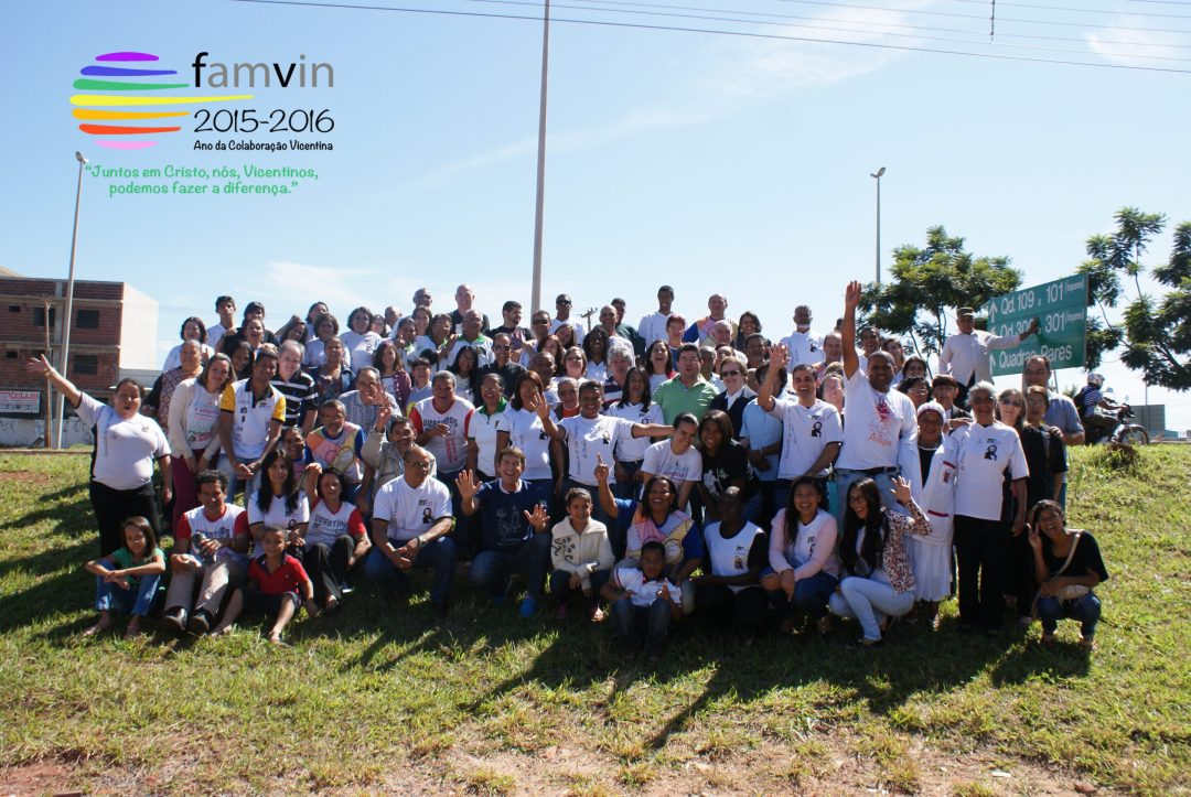 Celebrate: Vincentian Family Collaboration in Brazil