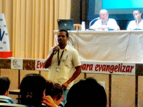 Meet new President of the Vincentian Marian Youth