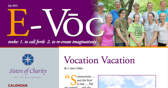 Vocation Vacation By S. Janet Gildea