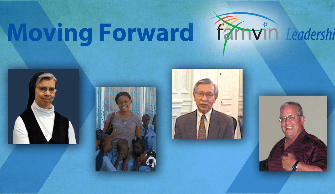 Leadership changes in the Vincentian Family