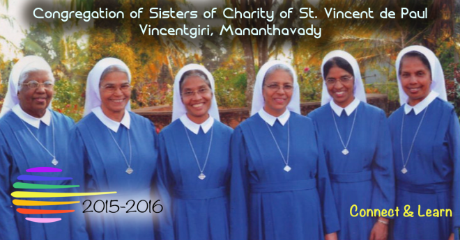 Connect and Learn: Sisters of Charity of St. Vincent de Paul – Vincentgiri, Mananthavady  (SCV)