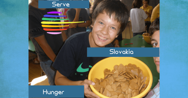 Serve: the Vincentian Family in Slovakia – Fight against Hunger