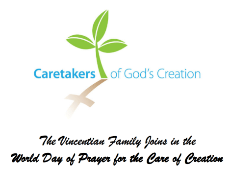 World Day of Prayer for Creation – Vincentian prayer service