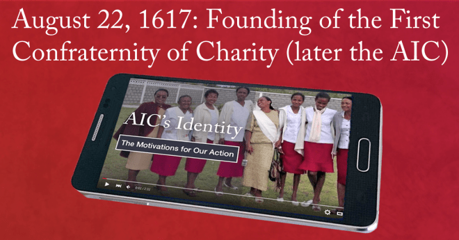 At VinFormation: the First Confraternity of Charity