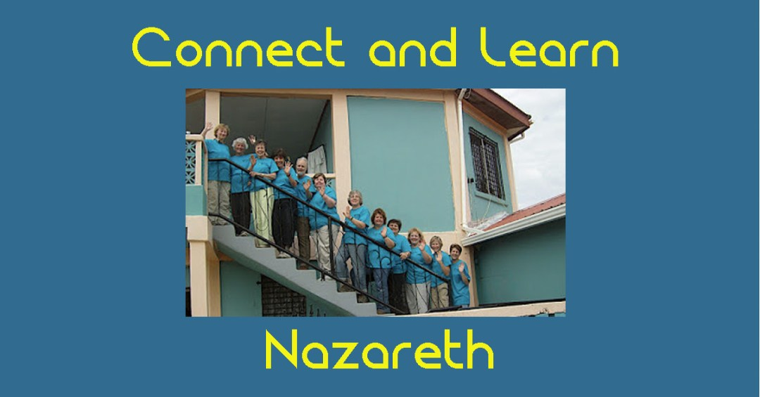 Connect and Learn: Sisters of Charity of Nazareth