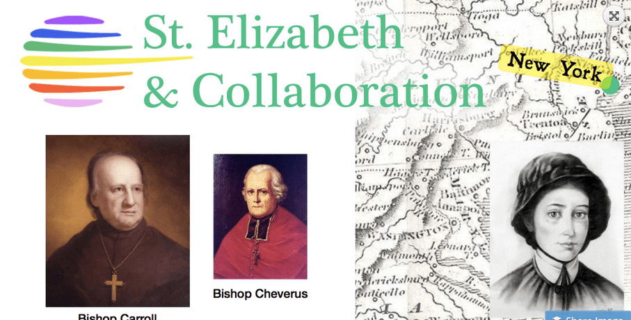 St. Elizabeth Ann Seton and Collaboration