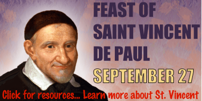 Resources for the feast of St. Vincent