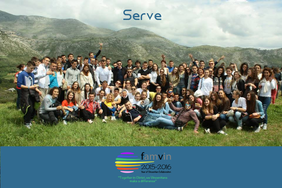 Serve: VMY Croatia: Rijeka, Kistanje and Split