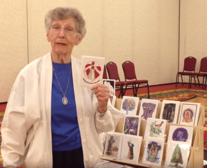 60 Seconds with Sr. Maria Liebeck, DC