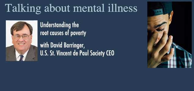 Mental illness and the role of the Vincentians