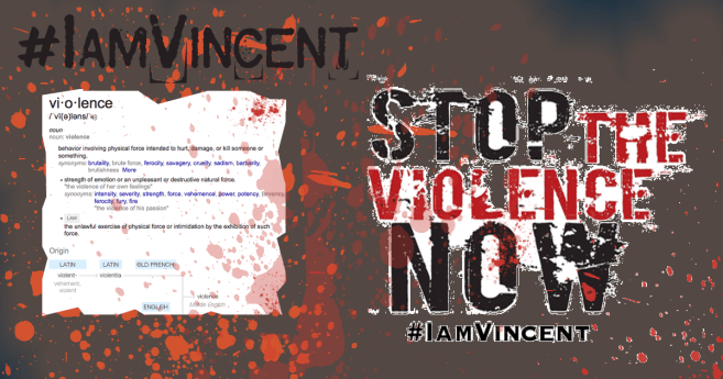 The #IamVincent Project: Your Voice and Your Lives