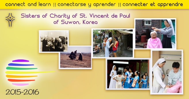 Connect and Learn: Sisters of Charity of St. Vincent de Paul of Suwon in Korea