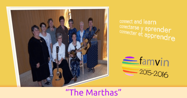 Connect and Learn: Sisters of St. Martha of Antigonish