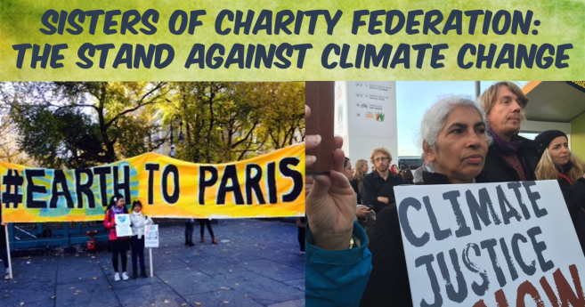 Federation – The stand against climate change