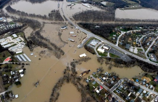 Path for Vincentian Family to aid flood victims