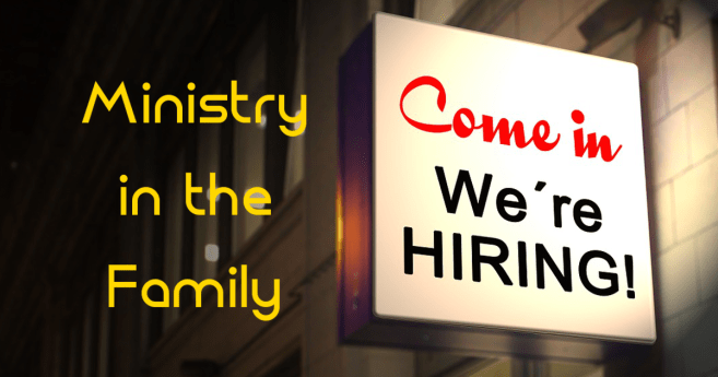 Job Opportunities with the Missionary Servants of the Most Blessed Trinity
