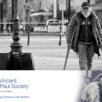 Saint Vincent de Paul in helping the poor save taxpayers ‎£11million per year